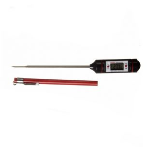 Thermomètre digital prima long -50°C +200°C
