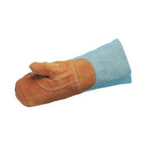 moufle de protection cuir la boutique du fournil matériel de boulangerie